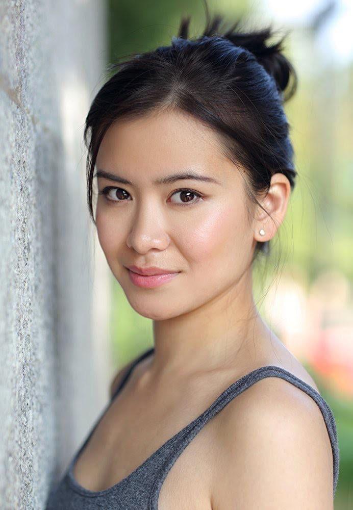 Katie Leung Katie Leung Cho Chang Harry Potter Actors