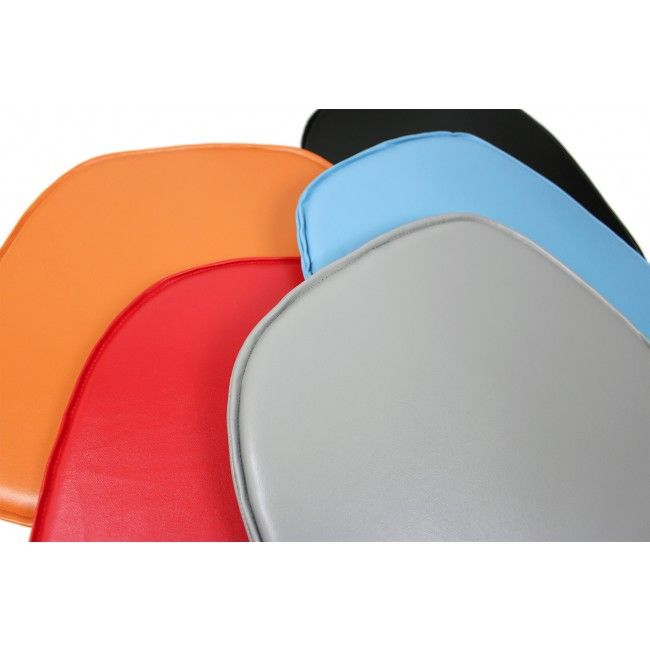 Seat Cushion For Eames Style Plastic Dining And Armchair Add A Little  Comfort To Your Seat