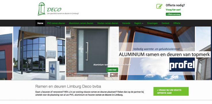 Bij voorkeur kwaliteit en vakmanschap op vlak van nieuwe ramen en deuren? Dan moet u bij www.ramendeurenlimburg.be zijn!