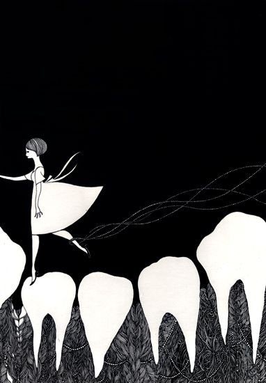 Midori Yamada. tooth fairy.