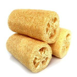 """Length Natural Loofah Fiber Bath Sponges by Eastern Cloud. $30.00. Hand-Held 5"""" Length Loofash Sponge. Natural Fibers ,Deep To Clean Your Skin. Set 3 pcs , 5"""" Length Easy to Hold. Deep and Gentle Massage Your Skin. 100% Natural Fiber Scrubber. 5"""" Length Natural Loofah Fiber Bath Sponges - 3 pcs/Set Loofah Bath Sponge-100% Natural Fiber,To Soften,Wet the Loofah Sponge in Water,Apply Your Favorite Shower Gel ,Gently Massage the Skin and Enjoy ."""