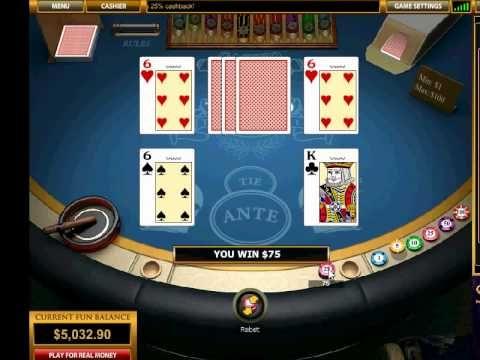 Casino Wars Online