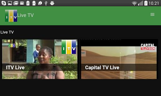 Screenshot Image Live tv Pinterest Live tv