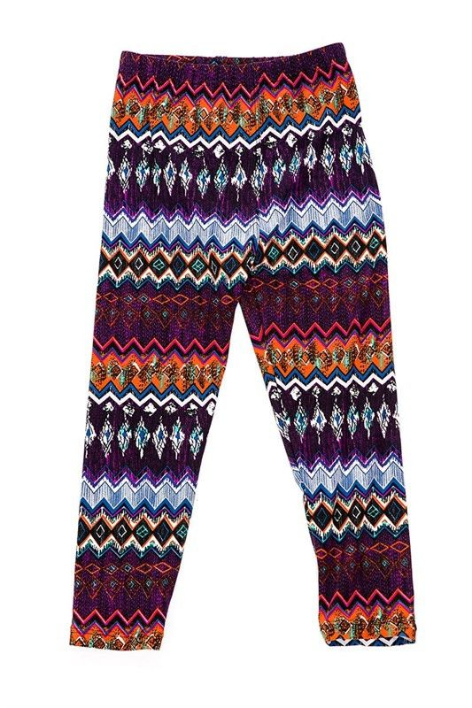 Kid's Purple Haze Leggings