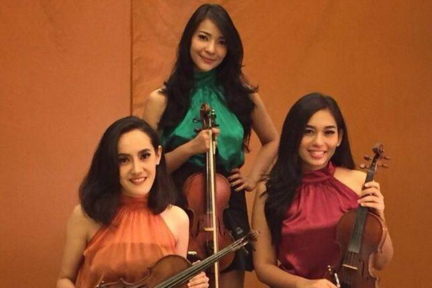 Trio Dara Cantik Ini Siap Warnai Industri Musik Indonesia