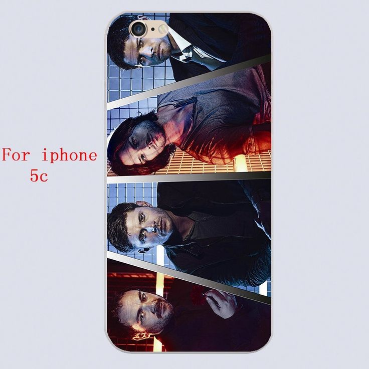 Supernatural Cast Design Iphone Covers (Free Shipping)