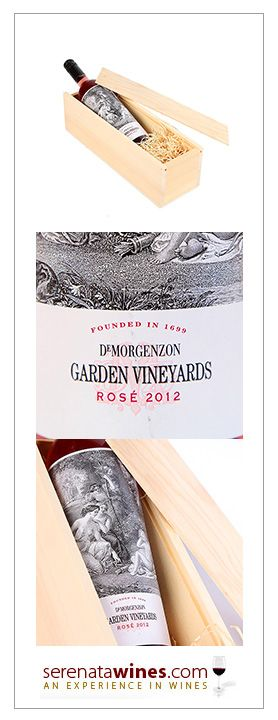 2012 Garden Vineyards Rose, 1 bottle, standard price: £19.99 #southafrica #wine #gifts