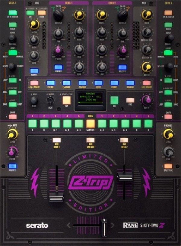 Rane Sixty-Two Z - DJ Mixers - DJ Gear