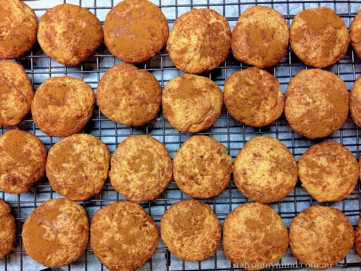 Cinnamon cookies – biscotti alla cannella |  italy on my mind