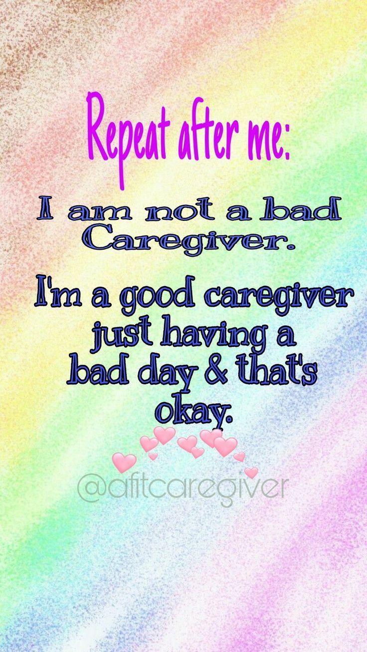 Inspirational quotes for caregivers Caregiver quotes