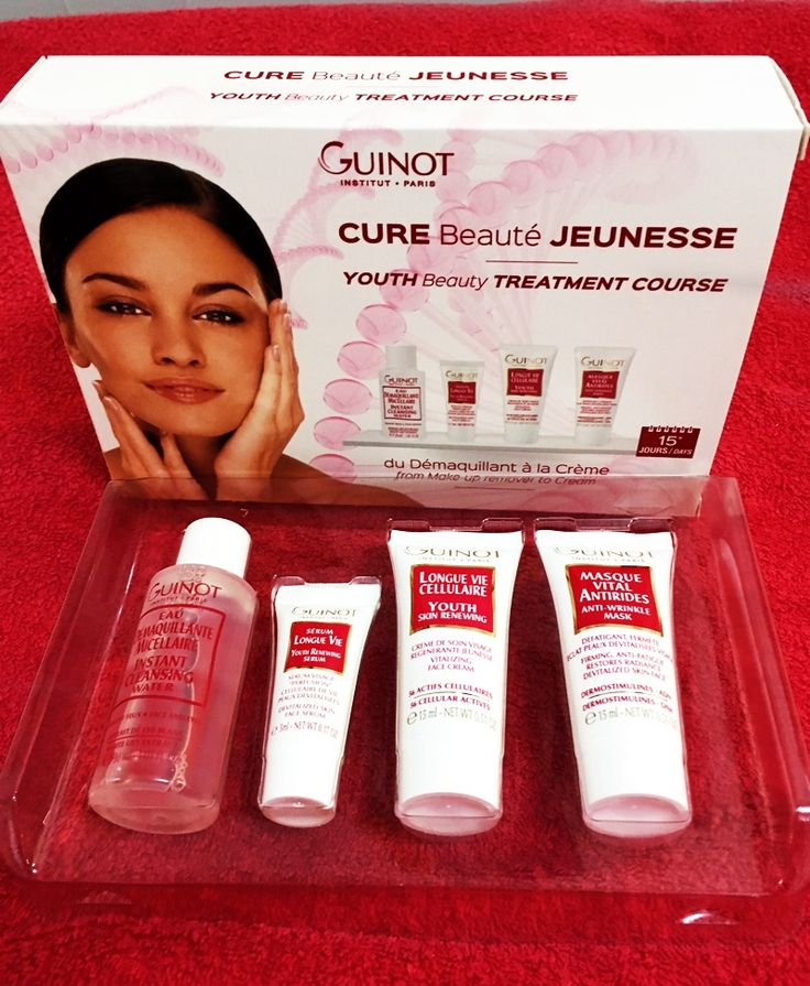 Guinot Christmas pack - Youth