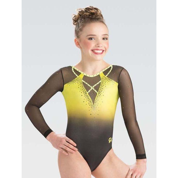 9622 in 2020   Leotards, Competition leotard, Gymnastics
