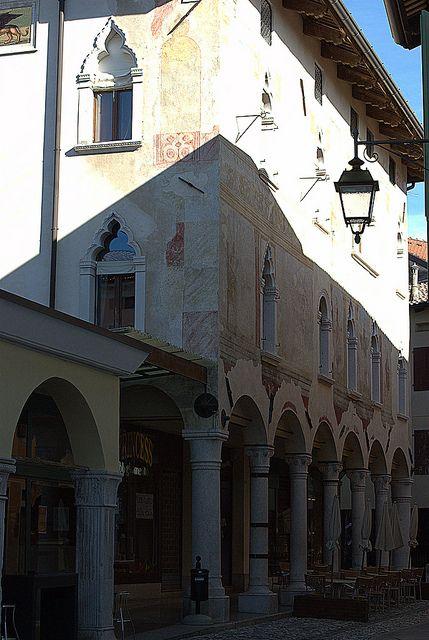 Spilimbergo, Pordenone, Friuli-Venezia Giulia, Italy