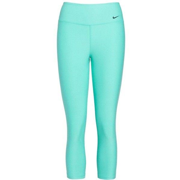Nike 'Legend 2.0 Tight Poly' Dri-FIT Training Capri Leggings found on Polyvore