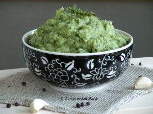 Puree van koolrabiblad en bloemkool; snel, makkelijk en lekker paleo