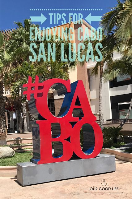 Cabo San Lucas has its wild side, but you can enjoy this beautiful paradise without shots of tequila! Come and see how we did this!