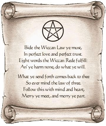 wicca | Wiccan beliefs vary markedly between different traditions. However ...