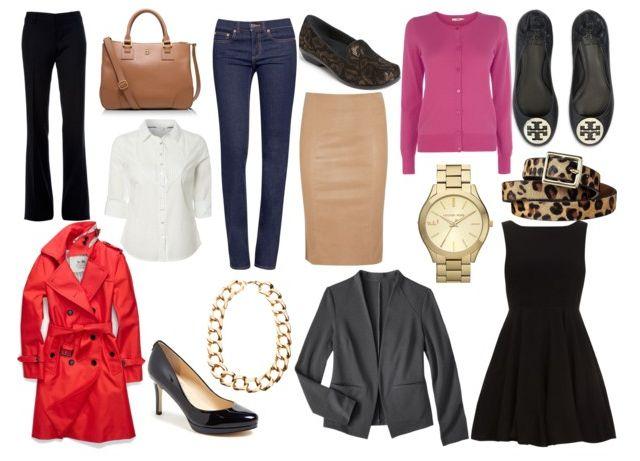 15 Work Wardrobe Essentials - All Things Kate