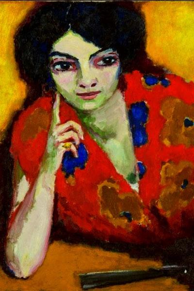 Kees van Dongen (Dutch Fauvist painter)
