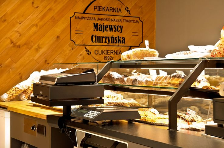 Bakery Majewscy in Sochaczew, Poland - interior
