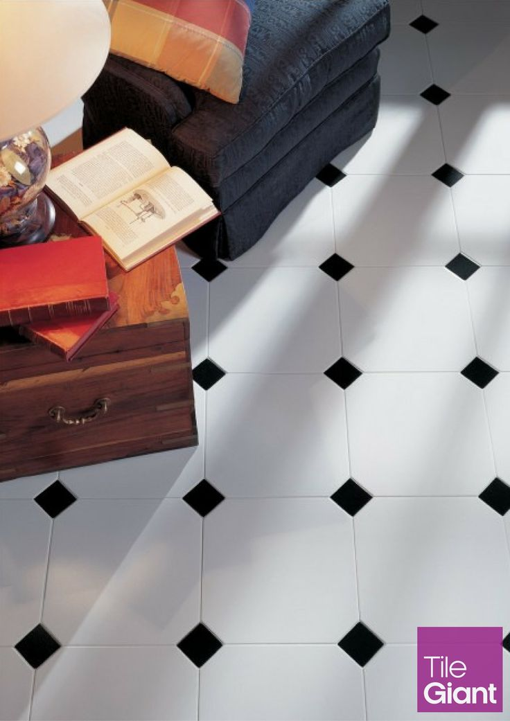 Ideal for halls, corridors, porches and fireplaces these refined, sophisticated geometric Alaska tiles will create an aura of the Victorian days of old. #interiorinspo #designinspo #interiorstyling