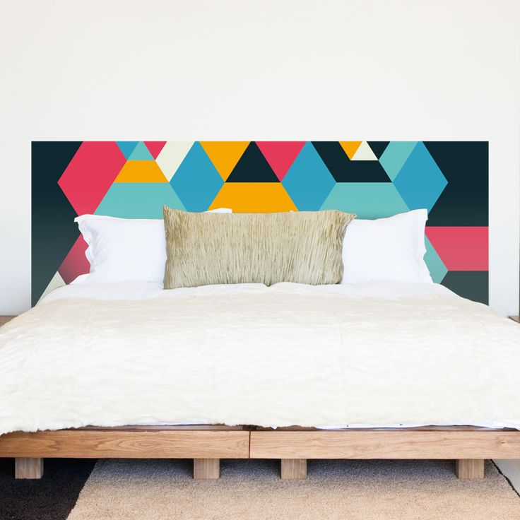 les 47 meilleures images du tableau stickers t te de lit sur pinterest. Black Bedroom Furniture Sets. Home Design Ideas