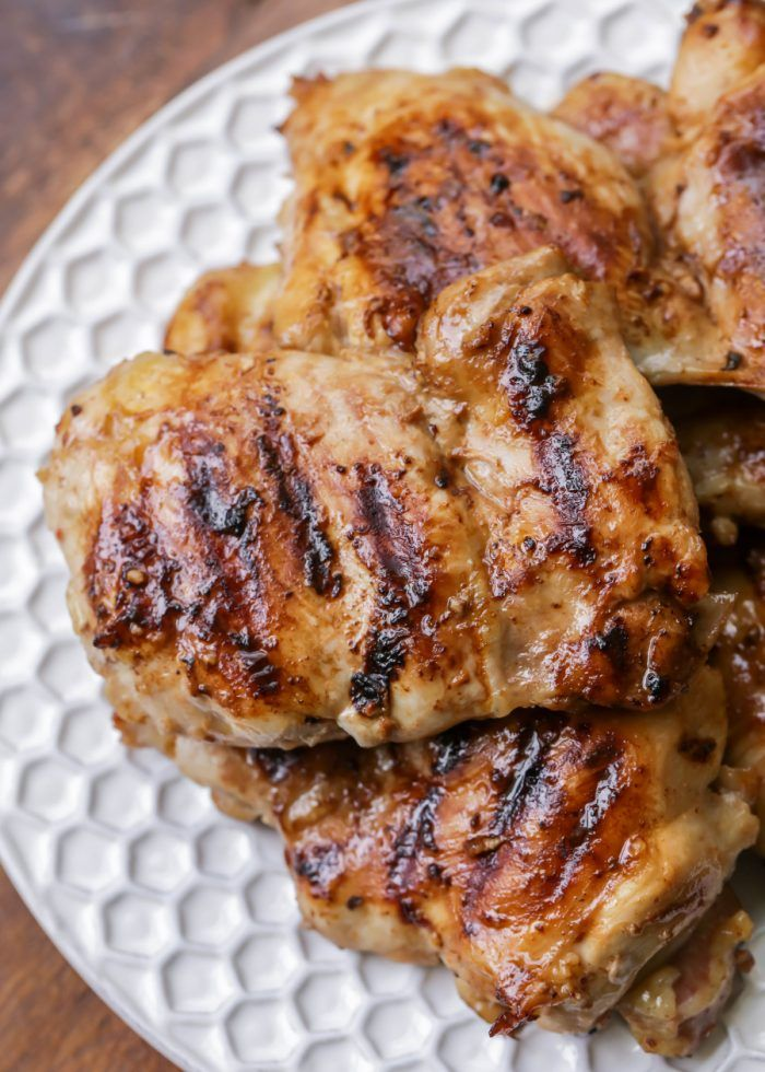 Grilled Huli Huli Chicken