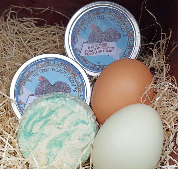 Organic Handmade Solid Conditioning by BeTheGoodOrganicSoap