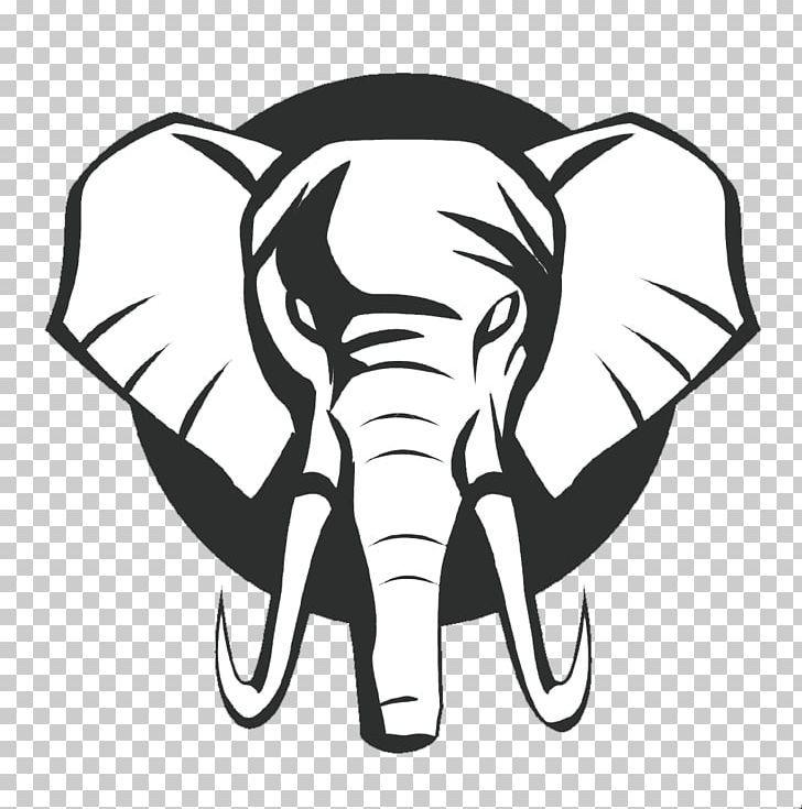 African Elephant Drawing Png Animals Art Artwork Black Black And White Elephant Drawing African Elephant Elephant