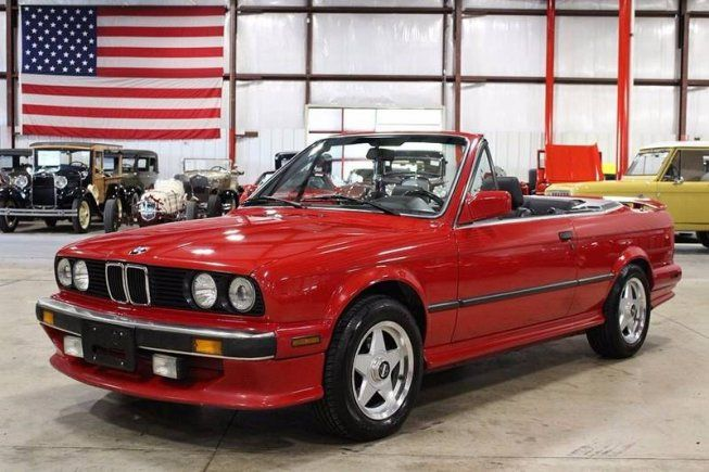 Cars for Sale: Used 1988 BMW 325i Convertible for sale in Grand Rapids, MI 49512: Convertible Details - 473735752 - Autotrader