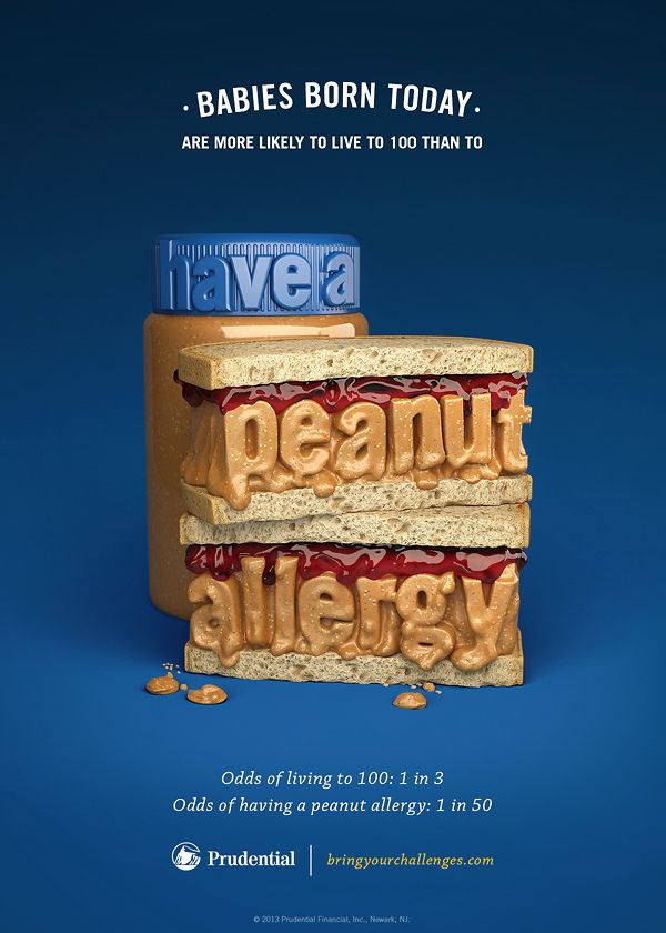 Prudential bring your challenges by Chris LaBrooy, via Behance