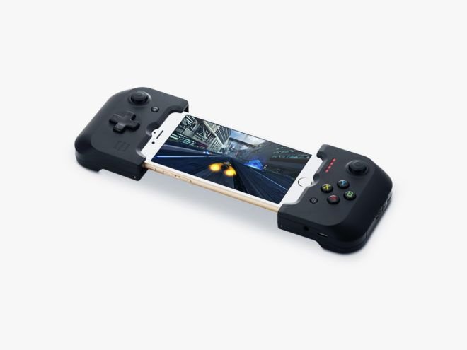 Gamevice Makes Your iPhone a Portable Gaming Powerhouse http://ift.tt/28LQLhx