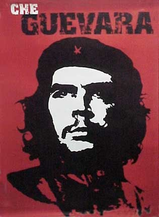 CHE GUEVARA http://www.posterhunt.com/posters/Che-Guevara-32531.html