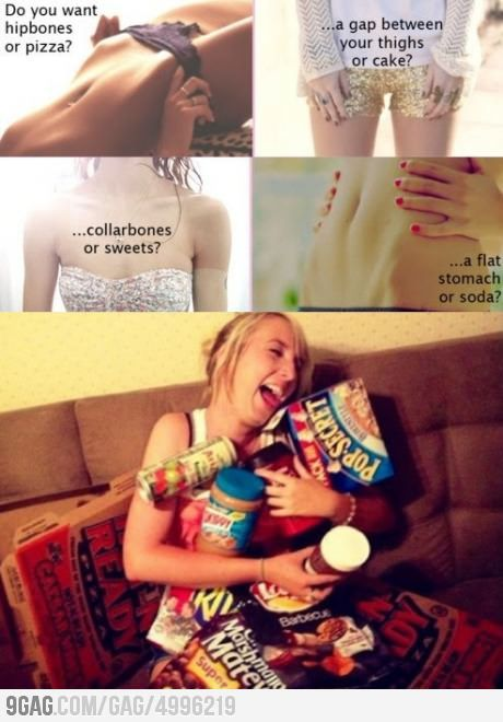 hahah: Thighs Gap, Flats Stomach, Hip Bones, Pizza, My Life, Funny, Junk Food, True Stories