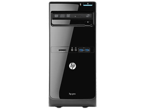 HP Pro 3500 Microtower PC (D3K31UT) SPECIFICATION