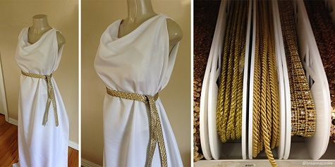 Great no-sew tutorial from Dallas Museum of Art