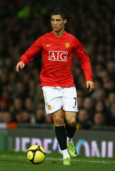 Christiano Ronaldo - one of the best players I have had the privilege to see play, some great seasons at Old Trafford for Man Utd
