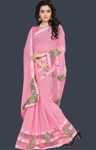 Artistic Pink Embroidered Georgette Stylish Saree For Reception#DesignersAndYou #DesignerSarees #Sarees #Sari #Saris #Saree #DesignerSaris #DesignerSari #DesignerSaree #SareesDesigns #SariDesigns #SariPatterns #DesignerSariPatterns #DesignerSariDesigns #DesignerSareesPatterns #DesignerSareePattern #BeautifulSarees #BeautifulSarisOnline #PrintedSarees #EmbroideredSarees #EmbroideredSaris #EmbroideredSareesOnline #PrintedSareesOnline