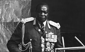 Idi Amin Dada was the third President of Uganda, ruling from 1971 to 1979 Amin's rule was characterized by human rights abuses, political repression, ethnic persecution, extrajudicial killings, nepotism, corruption, and gross economic mismanagement. The number of people killed as a result of his regime is estimated by international observers and human rights groups to range from 100,000 to 500,000.