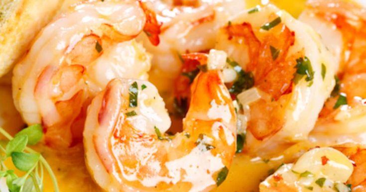 Une délicieuse recette de crevettes indiennes au curcuma présentée par foodlavie.