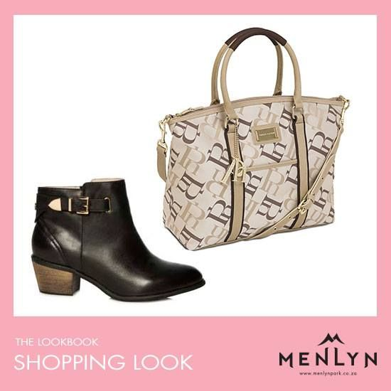 Shoes and bags say a lot about a Lady's style. #ParisatMenlyn