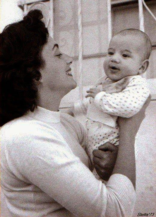 """""""Baby"""" Ayrton Senna"""