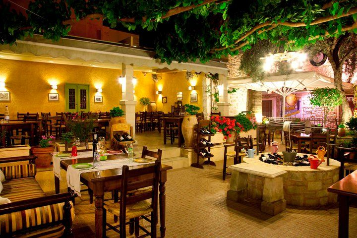 #AlanaRestaurant #Rethymno #Crete