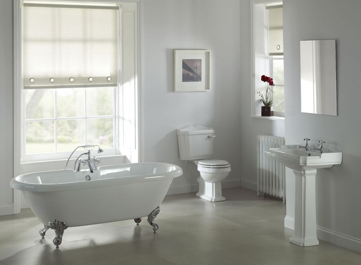 Lovely Bathroomu0027s Designs, Compliment Your Beautiful Life: White Furniture  For Bathroomu0027s Designs U2013