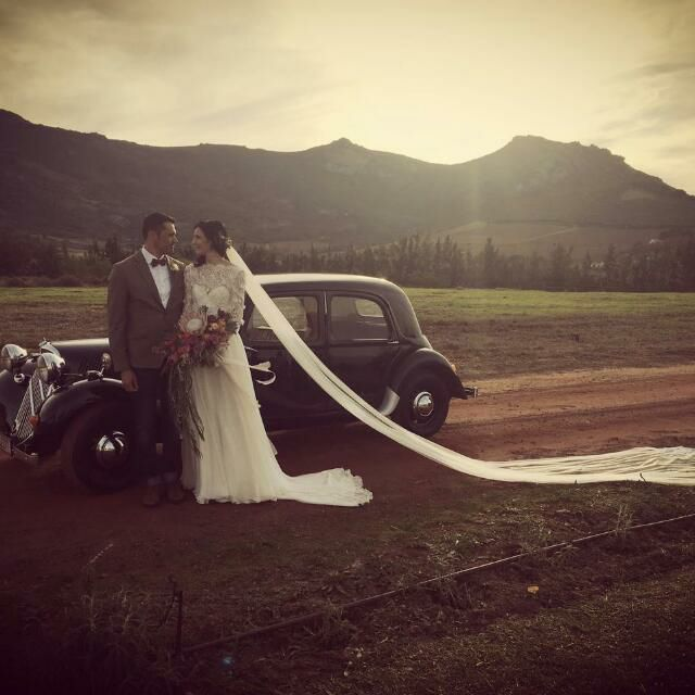 Weddings at Vondeling - Arzelle and Stephen