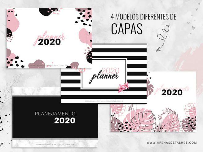 Planner 2020 Download Gratis Para Imprimir Blog Planner Planner