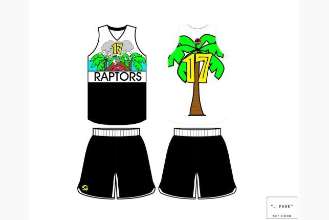 A contender for the #Raptors Jersey revamp project. Short list coming soon. Thanks to all who participated!