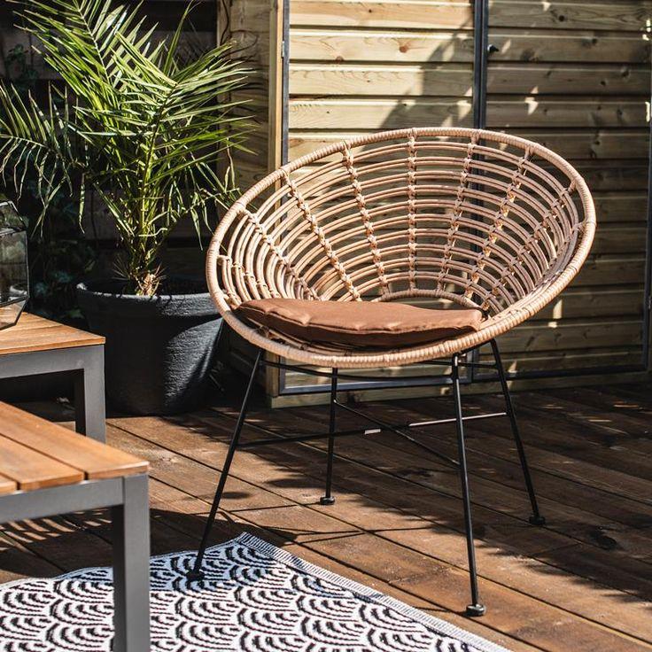 Garden Furniture Lisbon Tuinstoel kopen? Geef je huis wat ... on Decoris Outdoor Living id=27543