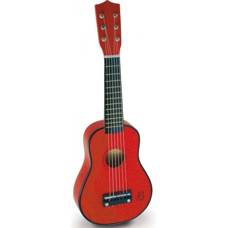 Vilac Red Guitar
