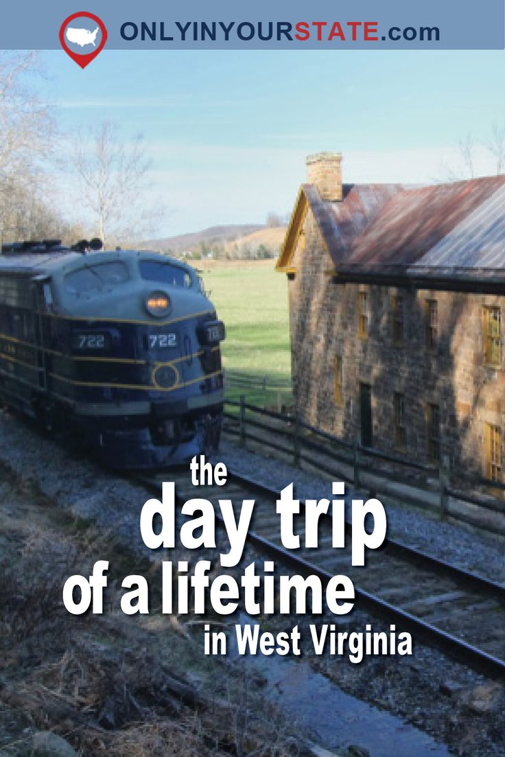 Travel | West Virginia | Day Trips | Potomac Eagle | Train Rides | Epic Things To Do